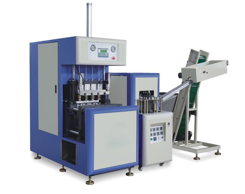 PET Preform Blowing Machine