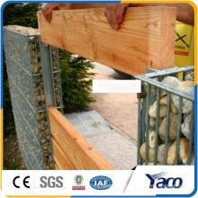 China professional Gabion baskets price, galvanized gabion box