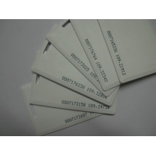Carte vierge Carte IC Carte d'impression en carte plastique