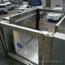 Elevador hidráulico usado accesible para sillas de ruedas para discapacitados y personas mayores elevadores inicio