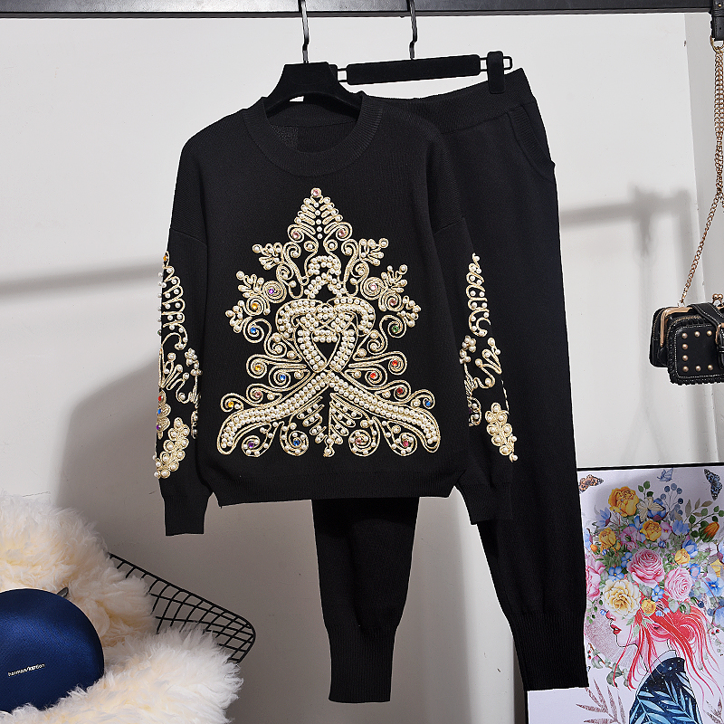 Fashion Embroidery Beading