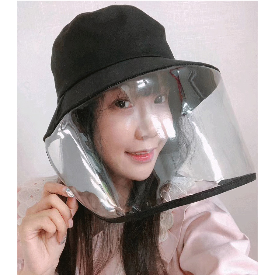 Protective Mask Face Shield Mask Hat Manufacture
