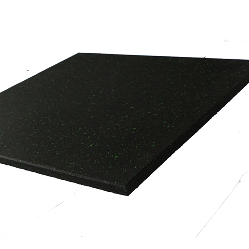 Crossfit Rubber Gym Flooring