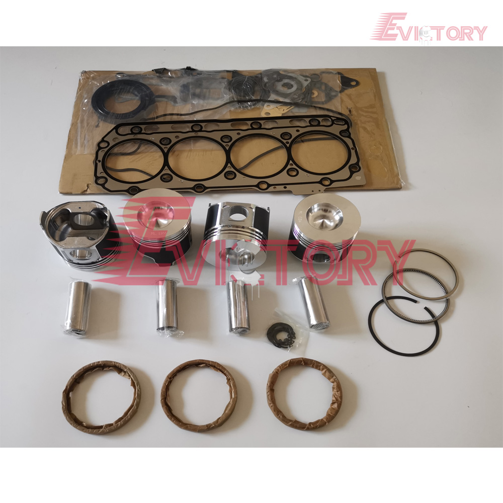 4TNE84 piston ring gasket