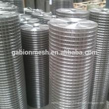 galvanized welded wire mesh(hot sale)