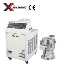 powder vacuum hopper loading system for plastic material auto loader machine