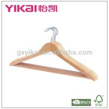 Деревянная ручная вешалка для одежды