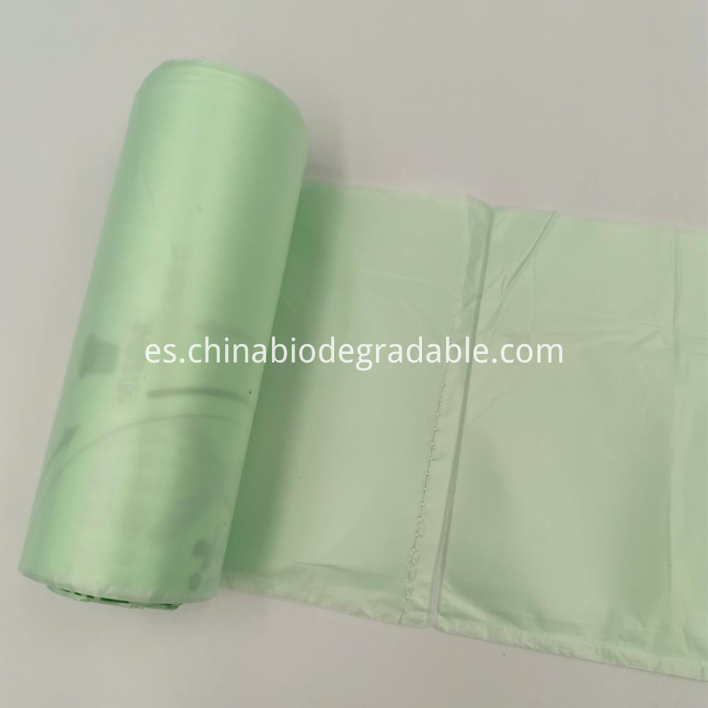 Environmentally Friendly Household Food Waste Plastic Bags