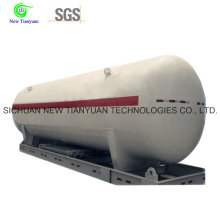 Liquefied Natural Gas LNG Cryogenic Tank Container with 30.4m3 Volume