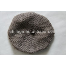 winter knitted cashmere caps/hats