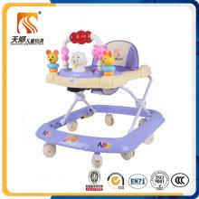 2016 China Outdoor plástico Material Baby Walker