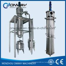 Tfe High Efficient Agitated Dünnfilm Distiller Vakuum Destillation Ausrüstung Rotary Verdampfer Abfall Öl Destillation Maschine