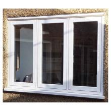 Foshan supplier custom tinted glass door and windows aluminum window