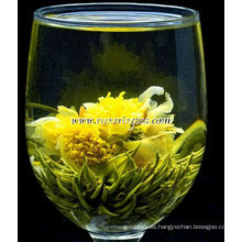 Fu Ron Jie Mei té de flor verde-BMG055