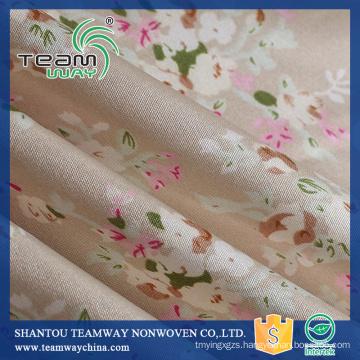 Recycled Poly Satin Fabric Wedding Fabric