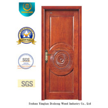 Simplestyle Solid Wood Door for Entrance (DS-6009)