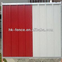 Venta caliente Seam Mig-Solded Construction Site Panel temporal de acaparamiento