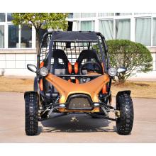 Gas Electric CVT Balance Bar Engine Go Kart for Farm Kd 200gkj-2