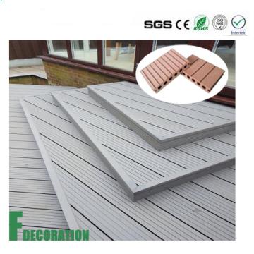 Waterproof WPC Outdoor Wood Plastic Composite Decking