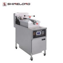 Fritadeira de pressão de frango elétrico ou elétrico K530 a aço inoxidável