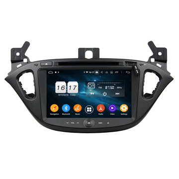 CORSA 2015-2016 Android 10 navigation GPS automobile