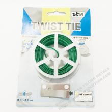 Plastic Coated Garden Twist Tie