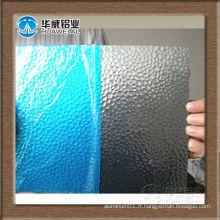 Feuille miroir en aluminium poli de 3 mm 4 mm avec haute qualité