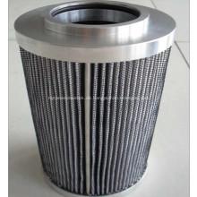 Industrielle Pulver- / Luftfilterpatrone aus Edelstahl
