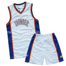 Mode neue Design Basketball Trikot mit heißen Verkauf Jahreszeit