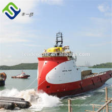 Ship salvage rubber airbag to Indonesia