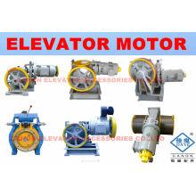 Peças do elevador China máquina de /traction