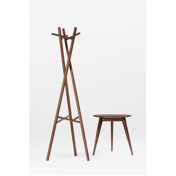 "FAS Walnut Wooden ""PRETTY WAIST"" CLOTHES STANDS"