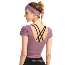 Running Activewear Sports Workout Tank Tops