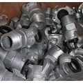 Universal Air Coupling Male End USType