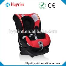 Custom AVERTISSEMENT étiquettes sur siège auto protégé contre les infiltrations éco-étiquettes