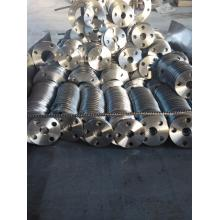 Carbon Steel ASME B16.5 Threaded 20 # flange