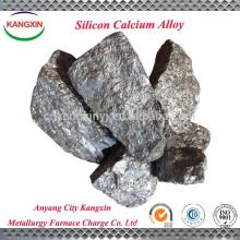 exportação de cálcio de silício / pó de SiCa para a Coreia para fundição
