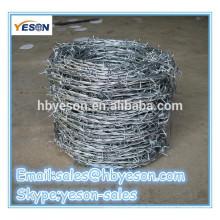 Alambre de alambre galvanizado