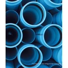 UPVC / CPVC / PVC-Rohr, das Linie Verdrängungsmaschine herstellt