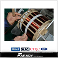Transformateur de distribution monté par Polonais auto protégé de phase monophasé