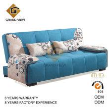 Bon marché Modern Bedroom Furniture Set lits (GV-BS450)