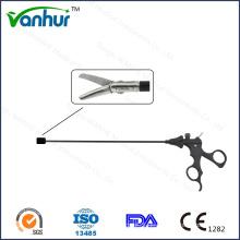 5mm Laparoskopische Instrumente gebogene Dual Action Scissor
