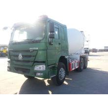 Camion de mélangeur de ciment de Sinotruk HOWO 6x4 (ZZ1257N3641 / SOBA)