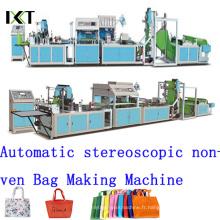 Machine non tissée pour la fabrication de sacs Kxt-Nwb01 (CD d'installation joint)