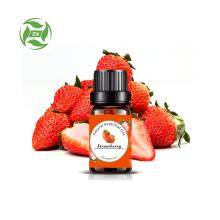 Huile de parfum de fraise d'approvisionnement d'usine pour le parfum de fabrication de bougie