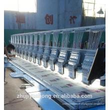 15 cabeças máquina de bordar de alta velocidade YUEHONG marca