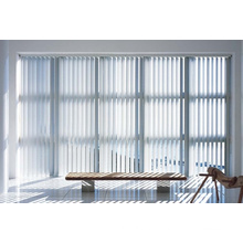 Window Treatment 89 mm Width 100% Polyester Fabric Vertical Blind