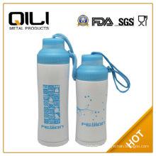 400ml sports sipper water bottle