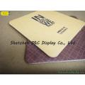 Dessous de verre absorbant de haute qualité, sous-verres de papier, tasse de conception différente de promotion pour des cadeaux Coaster (B & C-G079)