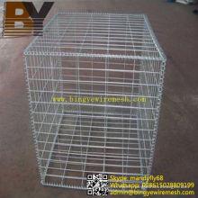 Stainless Steel Wire Basket Gabion Box